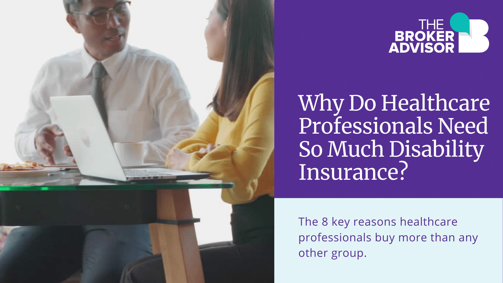 Why Do Healthcare Professionals Need So Much Disability Insurance?